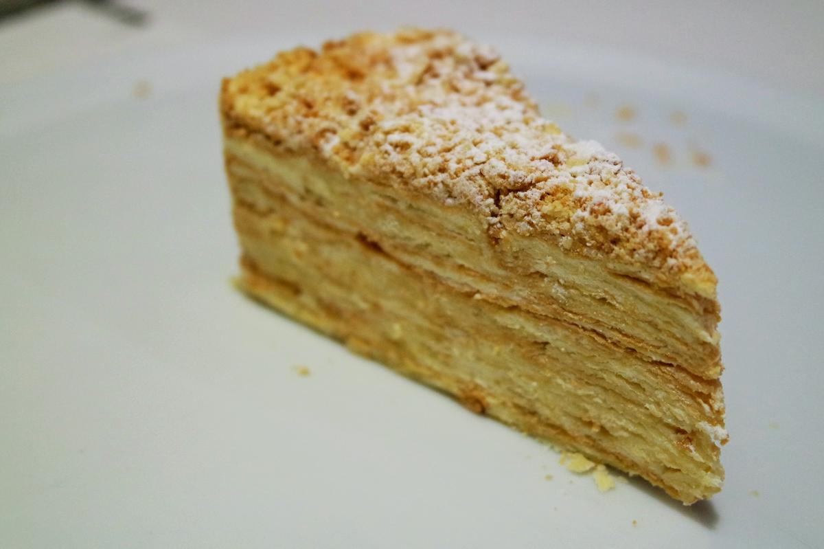 Торт наполеон с пошаговым рецептом и 21